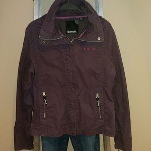 BENCH Purple Jacket. XL/12